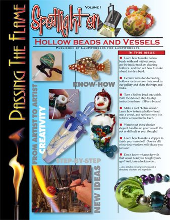Spotlight on Hollow Beads and Vessels Cover