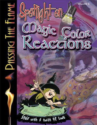 Magic Color Reactions Cover