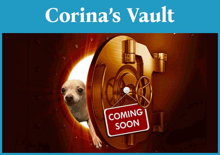 Corina's Vault Coming Soon Link