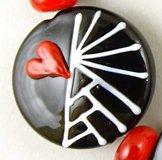 Valentines Orrb Bead